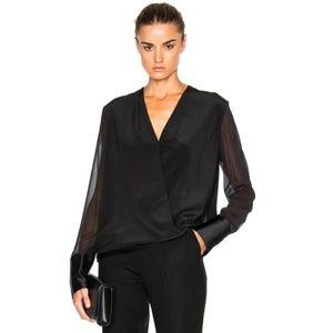 Rag & bone Silk blouse